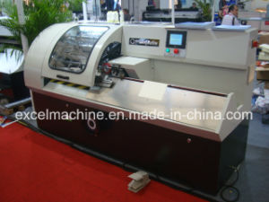 Thread Book Sewing Binding Machine for Colombia Customer Since 2016 pictures & photos