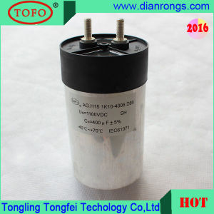 Oil Type DC-Link Filter Capacitor for Power Industry Inverter pictures & photos