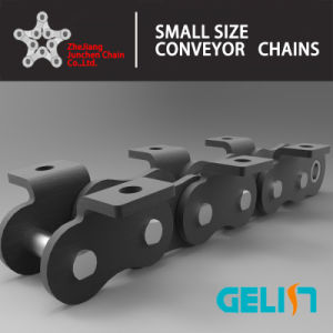 Small a B Serise Short Pitch Carbon Steel Conveyor Roller Chain with K1 Attchment pictures & photos