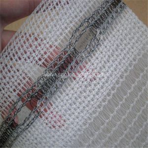 White Shade Net with Eyelets pictures & photos
