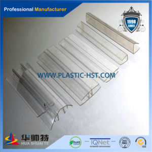 Transparent Lexan Curved PC Sheet Connector (HST PC01) pictures & photos