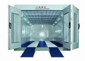 Car Cabin, Spray Booth, Paint Booth - WLD8100 pictures & photos