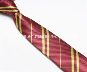 Fashion  Polyester Striped School Ties Wholesale pictures & photos