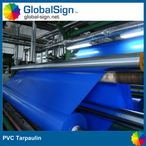 PVC Coated Canvas Tarpaulin (UCT1122/650) pictures & photos