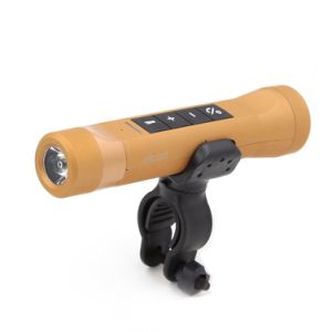 2600mAh Flashlight Music Torch Bike Bicycle Cycling Speakers Power Bank Charger Bluetooth Speakers pictures & photos