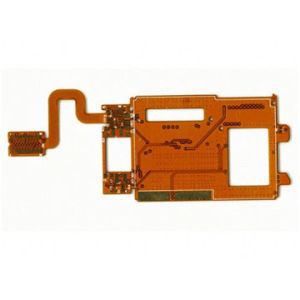 Rigid-Flex Multilayer PCB Manufacturing pictures & photos