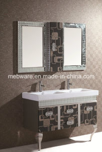 Saudi Arabia Steel Bathroom Cabinet pictures & photos