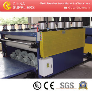 High Quality PC/PP Board Extrusion Line pictures & photos