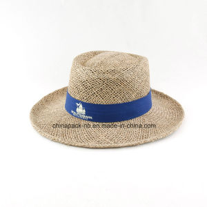 Straw Summer Panama Hats for Men (CPA_13030) pictures & photos
