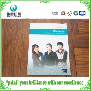 Softcover Regulation of Enrollment Book Printing pictures & photos