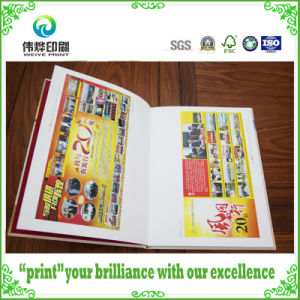 Hardcover Offset Printing Book (for Photographic Collection) pictures & photos