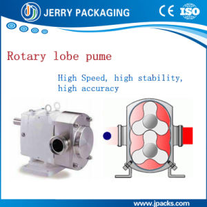 Automatic Engine Oil Bottle Filling Machine with Rotor Pump pictures & photos