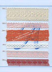 005 Wholesaler of Cotton Crochet Lace pictures & photos