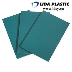 PVC Dark Green Sheet pictures & photos