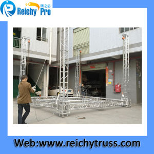Aluminum Lighting Stage Truss/Screw Truss pictures & photos