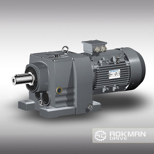 R Series Helical Speed Reducer Gearbox pictures & photos