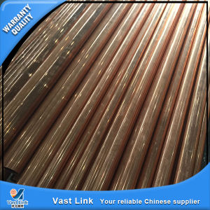 ASTM Sb111 C10100 Seamless Copper Pipe pictures & photos