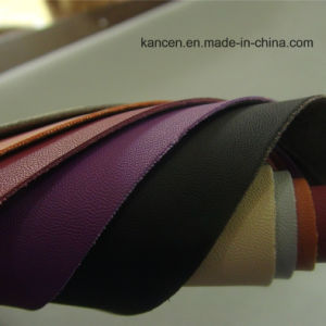 Anti-Hydrolysis Car Seat Leather of CPU (KC-B083)