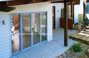 Exterior Double Glazing French Doors Price pictures & photos