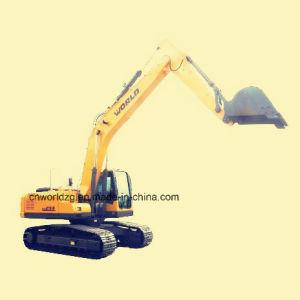 World Brand 320 Excavator with Isuzu Engine pictures & photos