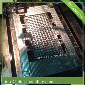 Plastic Panel and Mould of LED pictures & photos