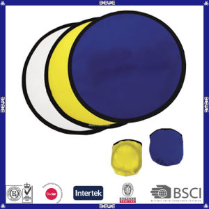 Made in China Factory Price OEM Customized Nylon Foldable Frisbee pictures & photos