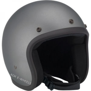 CE DOT Approved Motorbike Helmet ABS Helmet (MH-006) pictures & photos