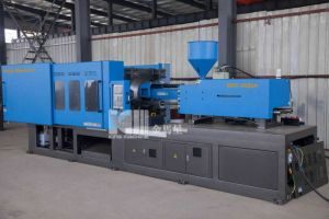 Automatic Injection Molding Machine for Plastic Pail / Buckets / Baskets pictures & photos
