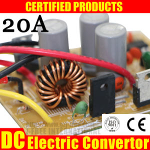 Hot Sale, 20A DC 24V to DC 12V Car Power Converter