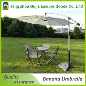 Outdoor Restaurant Banana Hanging Luxury Advertisement Patio Umbrella
