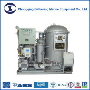 Marine Oil Water Separator/ Oily Water Separator/ Water Separator pictures & photos