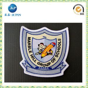 Wholesale Low Price Garment Woven Patch (JP-CL031) pictures & photos