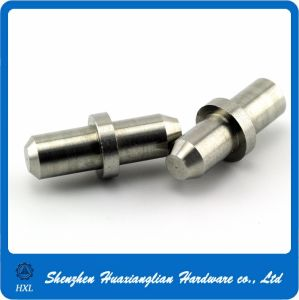 Customized Automatic Lathe Turning Stainless Steel Step Dowel Pin pictures & photos