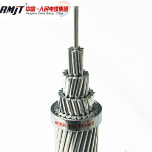 Overhead Conductor Bare Aluminum Conductor ACSR Conductor for ASTM IEC DIN BS pictures & photos