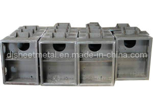 Sheet Metal Fabrication/Aluminum Fabrication/Sweden Steel Products pictures & photos