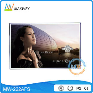 22 Inch Open Frame LCD Advertising Player pictures & photos
