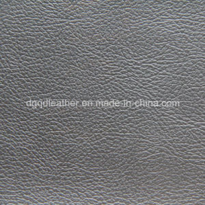 Strong Scratch Resistant Furniture Leather (QDL-53236) pictures & photos
