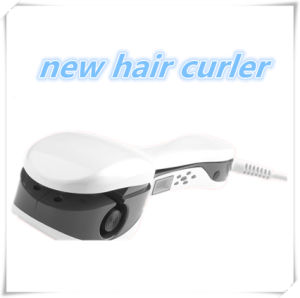 2016 Magic LCD Automatic Steam Hair Curler with Ceramic Coating pictures & photos