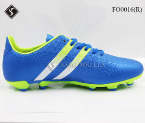 Hot Selling Football Soccer Shoes Sports Shoes pictures & photos