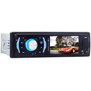 One DIN Fixed Panel Car Video Car MP5 Player Ts-5009f pictures & photos