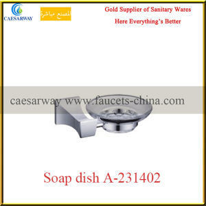 Sanitary Ware Bathroom Accessories Chrome Soap Basket pictures & photos