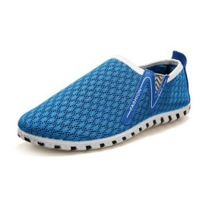 Mesh Breathable Shoes Slip-on Loafers Shoe for Men (AKCS11) pictures & photos