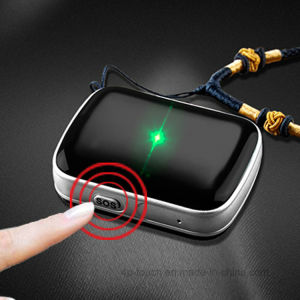 Waterproof IP67 New Design Personal GPS Tracker with S0s Alarm Y21 pictures & photos