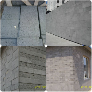 Basalt Lave Stone for Wall Cladding System pictures & photos