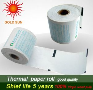80*80mm Thermal Paper Roll in High Quality pictures & photos