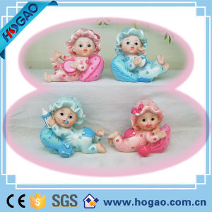 Baby Room Decoration Resin Various Kinds of Movements pictures & photos