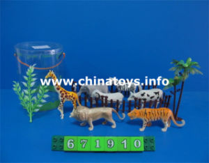 Animal Set, Animal Group, Small Toy (671910) pictures & photos