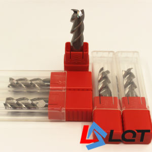 High Speed Tungsten Carbide End Mills for Copper pictures & photos