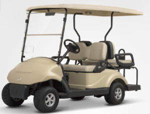 Dongfeng 4 Seats Electric Golf Car / Vehicle/Trolley pictures & photos