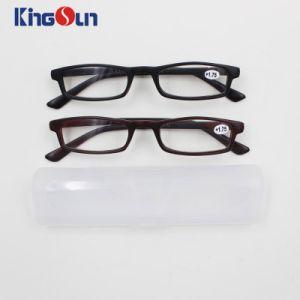 Classic Plastic Reading Glasses pictures & photos